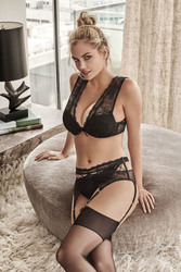 Kate Upton Modeling Lingerie For Yamamay - Autumn 2018