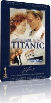 Titanic (Edizione da collezione) (1997) 3xDVD9 1xDVD5 COPIA 1:1 ITA ENG
