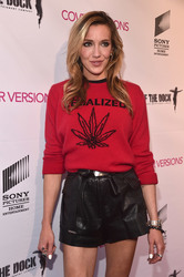 Katie Cassidy - 'Cover Versions' Premiere in LA 4/9/18