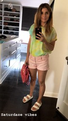 Shiri Appleby - Saturdaze Vibes in Shorts