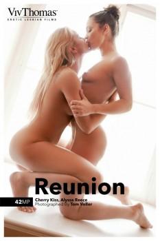 Charry Alyssa Reece & Cherry Kiss - Reunion