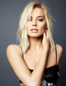 Margot Robbie -               Madame Figaro Magazine (France) February 2018.