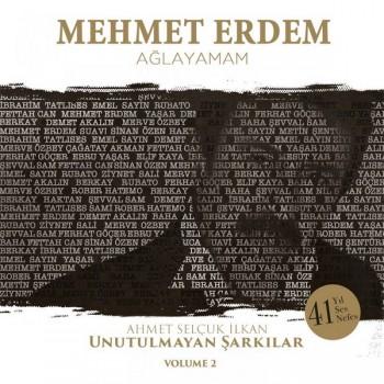 Mehmet Erdem - Ağlayamam (2018) (320 Kbps + Flac) Single Albüm İndir