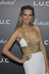 Petra Nemcova - Chopard Gentleman's Night during the 71st annual Cannes Film Festival 5/9/18