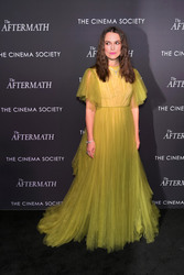 Keira Knightley - ''The Aftermath'' Screening in NYC 3/13/19