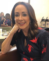 Patricia Heaton New cookbook tour off and running