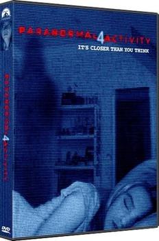 Paranormal Activity 4 (2012) DVD5 Copia 1:1 ITA/ENG