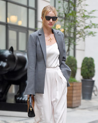 Rosie Huntington-Whiteley - Out in NYC 8/13/18