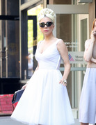 Lady Gaga - Leaving a studio in NYC 5/24/18