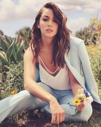 Chloe Bennet - Instagram, at photoshoot, 4/4/2018