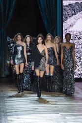 Bella Hadid - Redemption Fashion Show in Paris 2/28/19