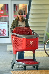 Rachel Bilson - Shopping at Target in LA 1/11/19