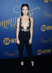 Lucy Hale - Showtime Emmy Eve Nominees Celebration in LA 9/16/18