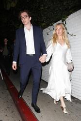Ellie Goulding - Out for dinner in LA 2/14/19