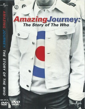Amazing Journey: The Story of The Who (2007) 2xDVD9 COPIA 1:1 ENG