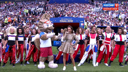 Чемпионат Мира 2018 / Финал / Франция - Хорватия / Россия 1 HD | HDTV 1080i