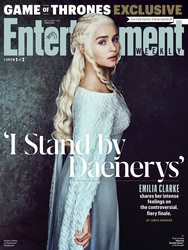 Sophie Turner, Maisie Williams & Emilia Clarke - Entertainment Weekly - May 31, 2019