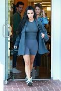 Kim Kardashian - Shopping in West Hollywood 7/1/18