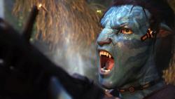 Аватар / Avatar (Сэм Уортингтон, Зои Салдана, Сигурни Уивер, 2009) Ae6a4b1091452664