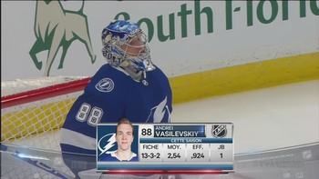 NHL 2018 - RS - Montréal Canadiens @ Tampa Bay Lightning - 2018 12 29 - 720p 60fps - French - TVA Sports 3051761076418494
