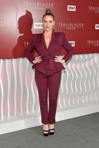 Alyssa Milano - VH1 Trailblazer Honors in LA 2/20/19