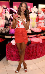 Jasmine Tookes - Victoria's Secret Self-Love Valentine's Day Celebration in LA 2/7/19