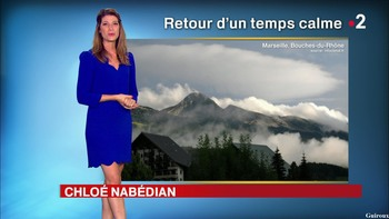 Chloé Nabédian - Août 2018 8de27f946684884