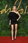 Martha Hunt - The 2018 British Fashion Awards in London 12/10/18