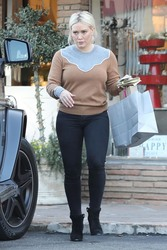 Hilary Duff - Shopping in LA 12/24/18