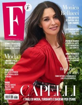 Monica Bellucci -         F Magazine (Italy) February 2019.