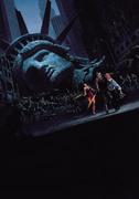 Побег из Нью-Йорка / Escape From New York (Курт Рассел, 1981) C8c8051236731984