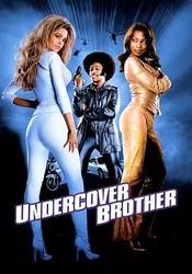 卧底兄弟 Undercover Brother_海报