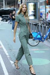 Megan Williams - Arriving at Victoria's Secret Fashion Show Callbacks in NYC 9/4/2018 204c69966307864