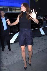 Jennifer Garner Visits 'Good Morning America' in New York City 07/16/20181b2f3e921667074