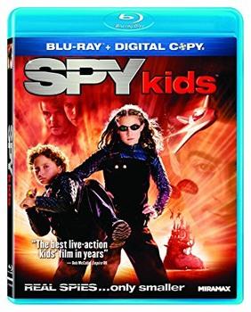 Spy Kids (2001) BDRip 480p x264 AC3 ENG ITA