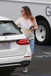 Jennifer Love Hewitt - Out in Santa Monica 6/6/2018 d71bff887898104