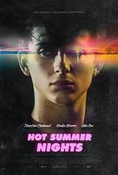 炎夏之夜 Hot Summer Nights_海报