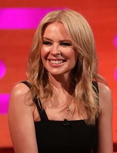 Kylie Minogue -          ''The Graham Norton Show'' London May 2nd 2019.