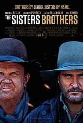 希斯特斯兄弟 The Sisters Brothers_海报