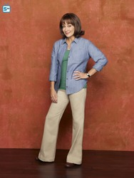 Patricia Heaton The Middle  gone but not forgotten.......