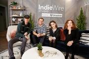 Natalia Dyer - IndieWire Sundance Studio by Dropbox at Sundance Film Festival in Park City (1/26/2019)