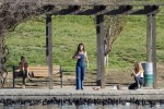 Selena Gomez at Lake Balboa park in Encino 02/02/201894ae9d737644433