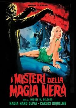 I misteri della magia nera (1958) DVD5 COPIA 1:1 ITA-SPA