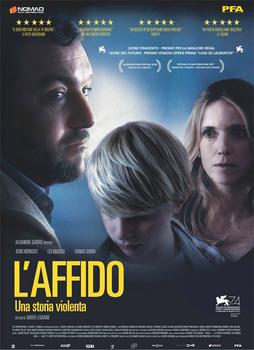 L'affido - storia di una violenza (2017) DVD5