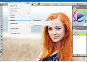 Corel Painter 2018 18.1.0.651 (MULTI/ENG/RUS)