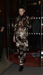 Bella Hadid - Out in Paris 3/4/19