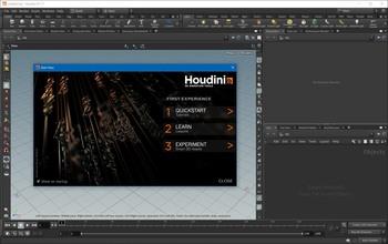 SideFX Houdini FX 17.0.459 (ENG)