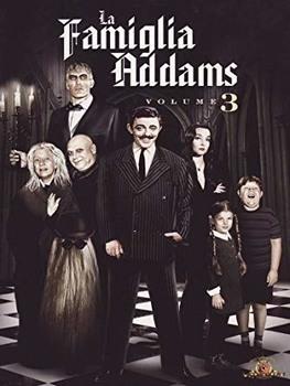 La famiglia Addams - stagione 3 (1966) 3xDVD9 COPIA 1:1 ITA MULTI