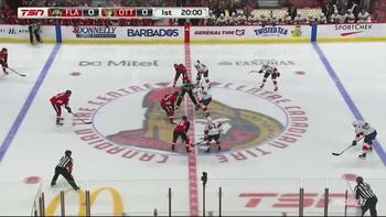 NHL 2018 - RS - Florida Panthers @ Ottawa Senators - 2018 11 19 - 720p 60fps - French - RDS Ebdb091038640084