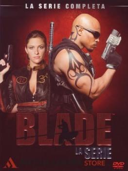 Blade: la casa di Chthon (2006) 4XDVD9 COPIA 1:1 ITA ENG